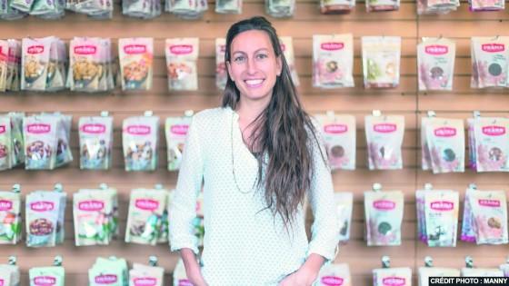 Marie-Josée Richer bouscule le monde des affaires